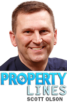 Property Lines - Scott Olson