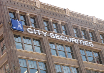 Will City Securities be next regional broker to sell?