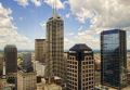 Indy downtown office buildings skyline bigpic