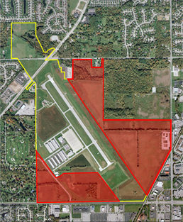 indy metro airport land 15col