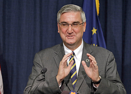holcomb nominee