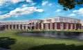 johnson memorial hospital rendering