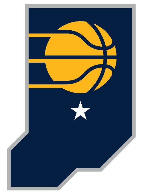 new Pacers statewide logo