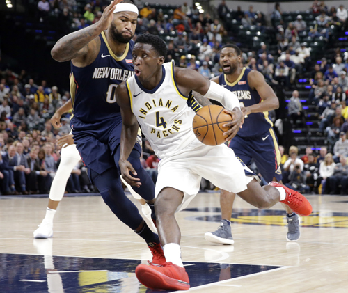 Rising star Oladipo has potential to become marketing juggernaut