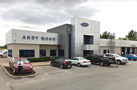 andy mohr ford in Plainfield