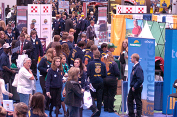 FFA National Convention, Indianapolis
