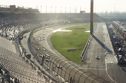 IndyCar race at Fontana, Calif. in 2012