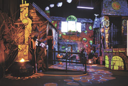 'Wicked Workshop' at The Children's Museum