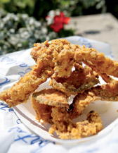 State Fair food: Country Fried Bacon