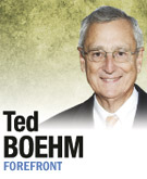 Ted Boehm