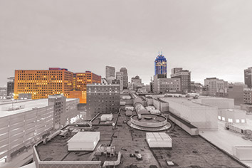 Two downtown towers soon up for sale