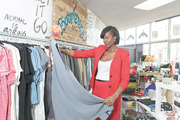 WNBA player-turned-stylist is NCAA tourney ambassador