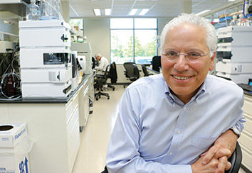 Biochemist Richard DiMarchi is 'true entrepreneur'
