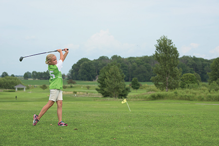 Golf sees surge in youth teams