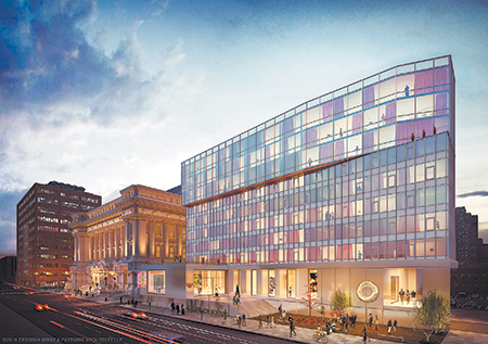 Old City Hall hotel project faces financing delay