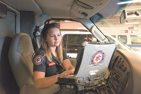 Indy EMS analyzes data to spot, share trends in public health