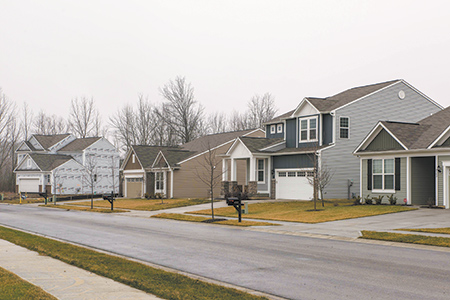 Whitestown sees spike in single-family home permits