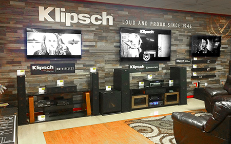 Speaker firm klipsch rocking again after losing its beat 2017 01 28 indianapolis business for Brandsmart usa miami gardens fl