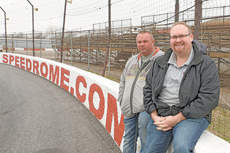 Storied racetrack revved for a restart under new owner