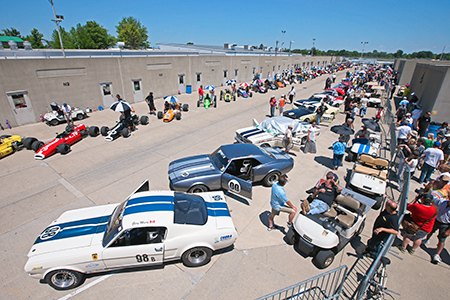 Vintage-car racing group's new vision ushers in glory days