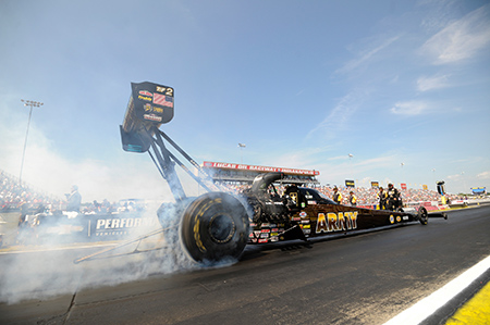 Local drag race fuels NHRA's surprising growth
