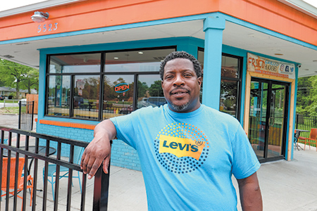 LISC facade grants aim to boost small businesses through beautification efforts