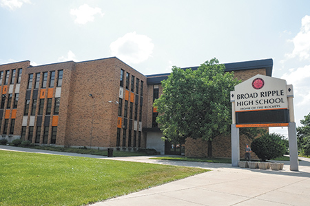 Developers swoon over Broad Ripple High School opportunity