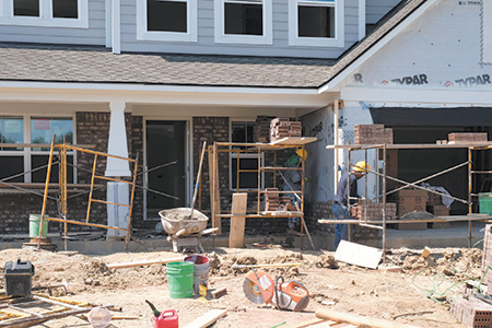 Developers come around, slowly, to different housing options in Noblesville