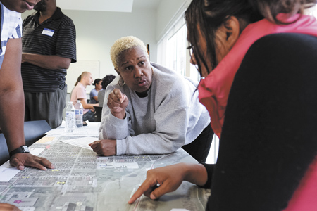 Struggling neighborhoods want their 'own renaissance'