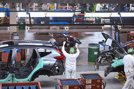 After 10 years, Greensburg's Honda plant has had broad but sometimes subtle impact