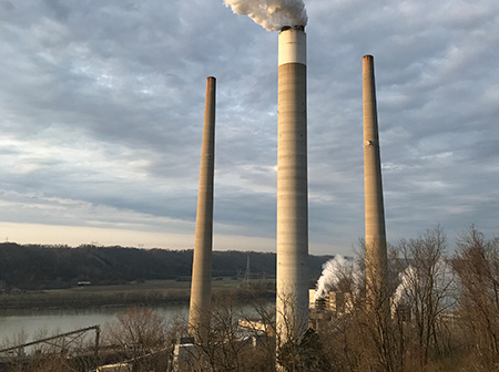 State electric plants pivoting away from coal