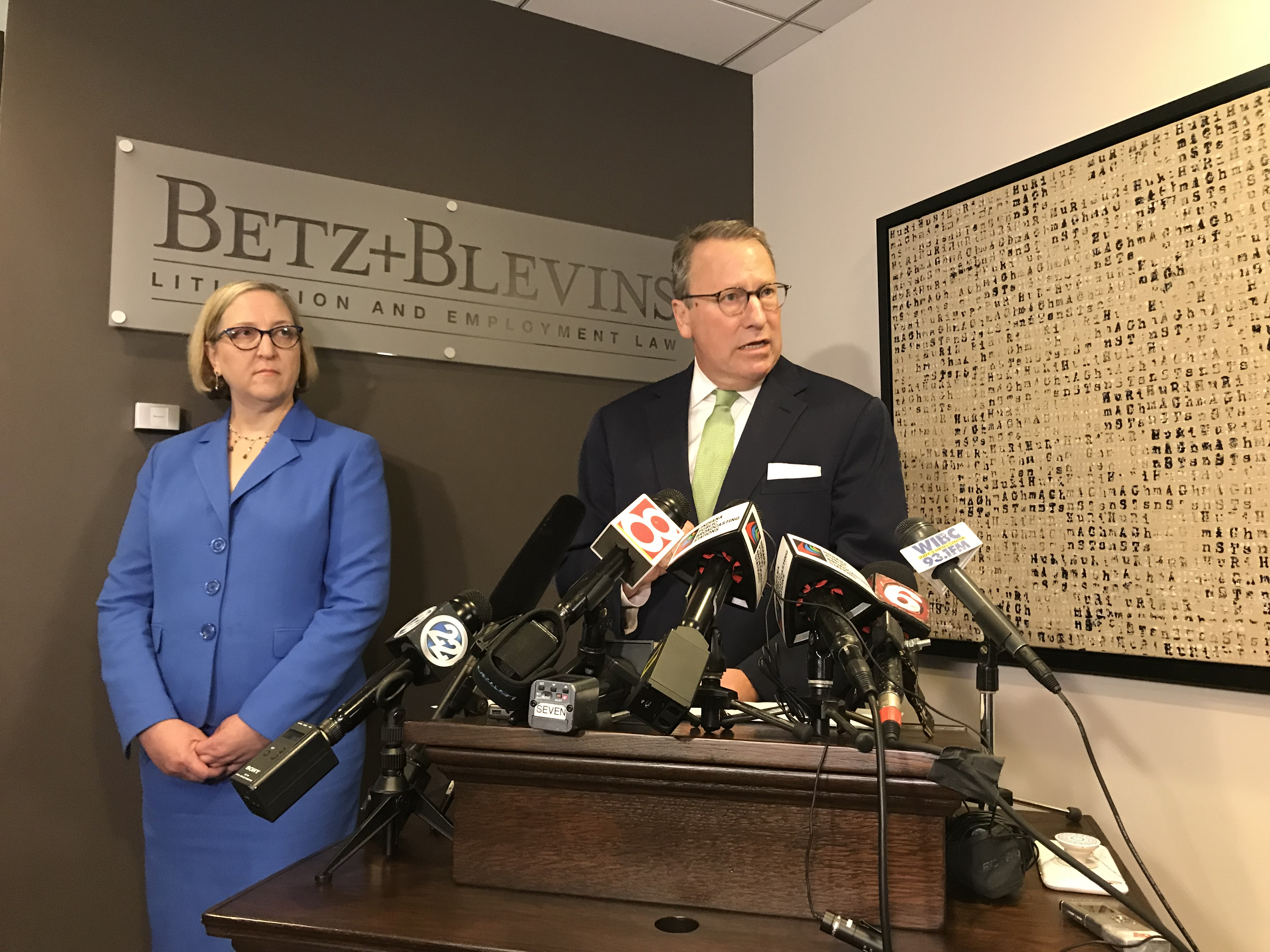 betz press conference