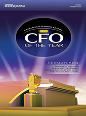 2013 CFO of the Year