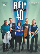Forty Under 40