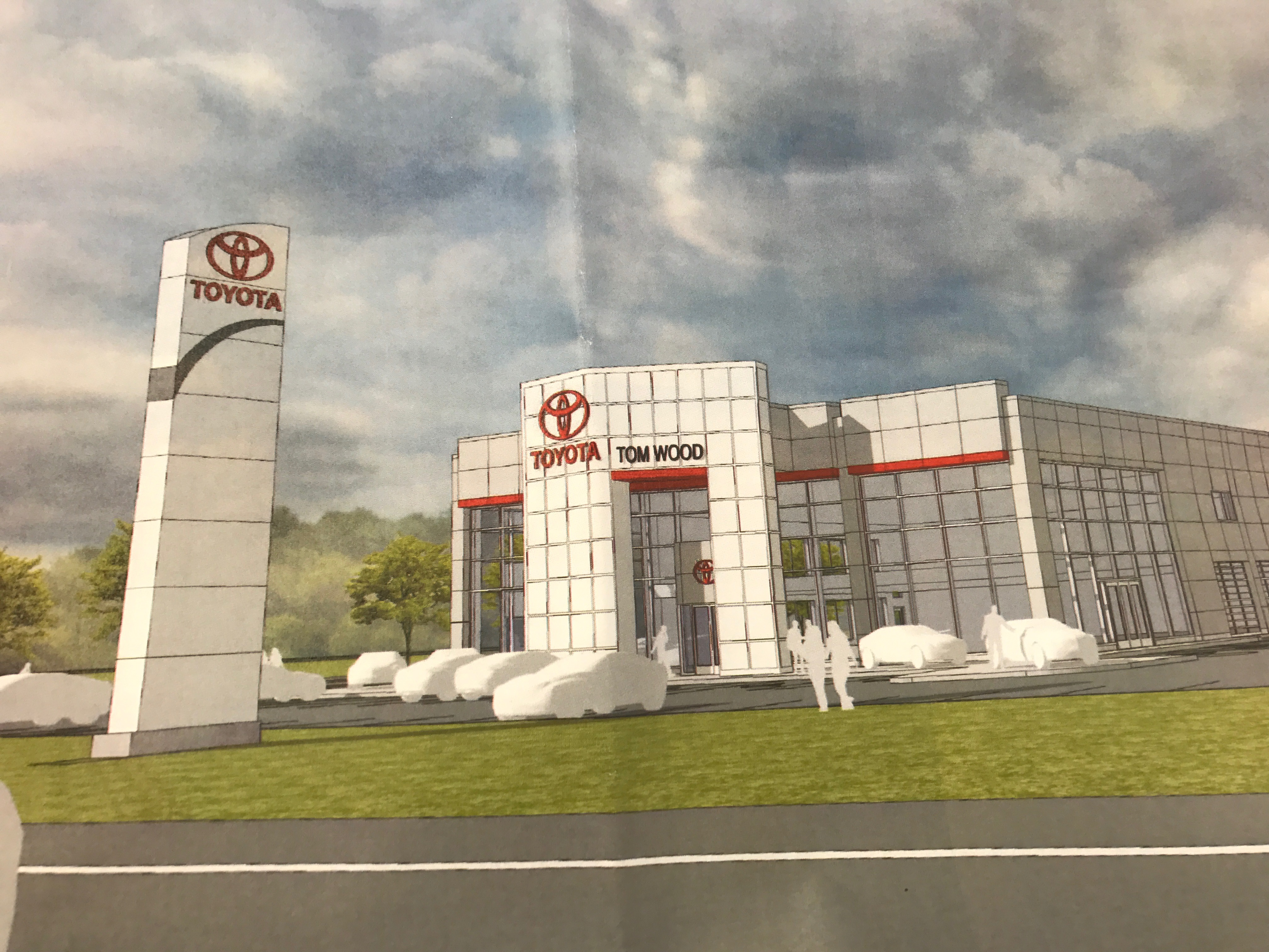 Tom Wood moving forward with Toyota dealership in Boone County
