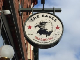 The Eagle sign, 275px