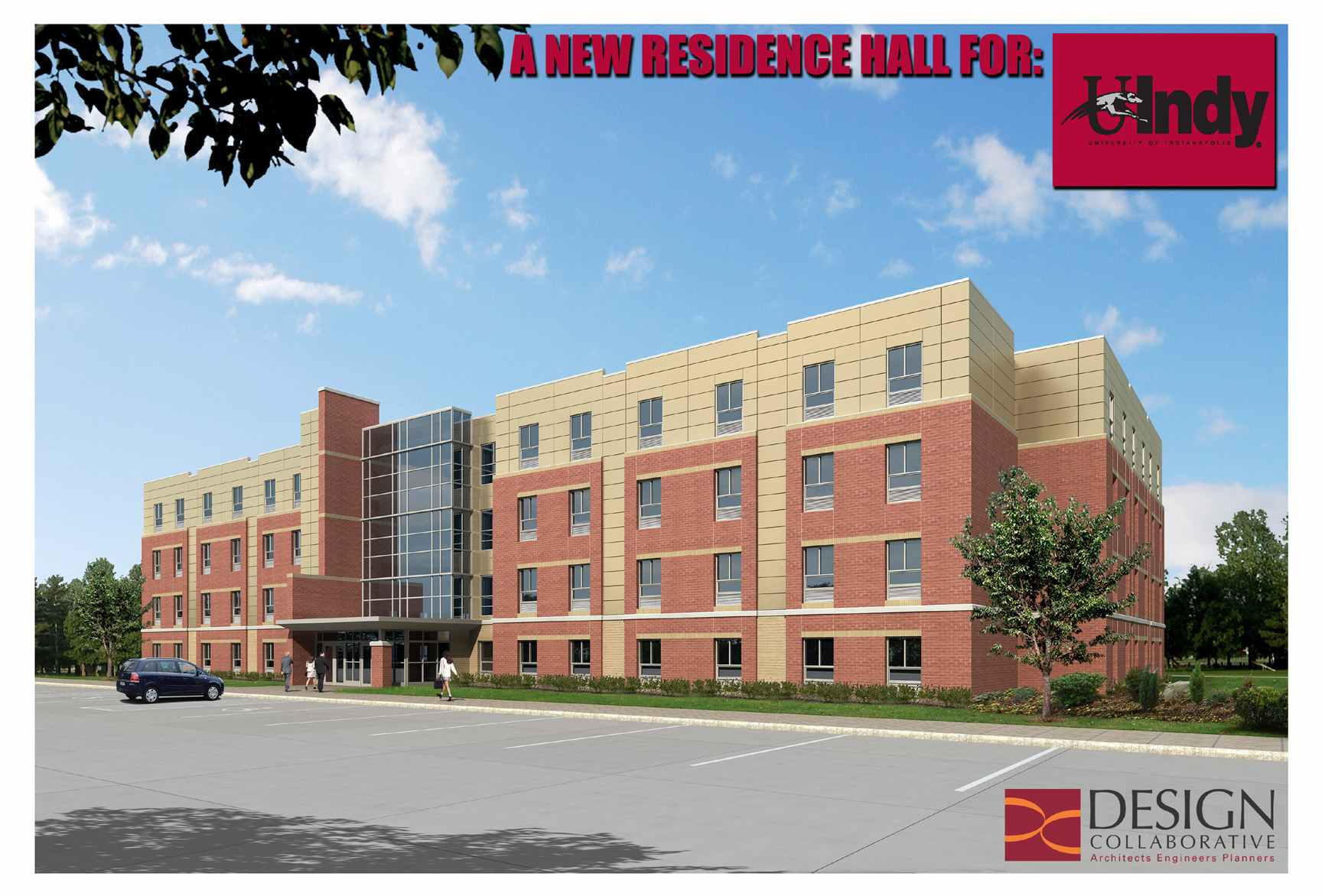 University of Indianapolis residence hall