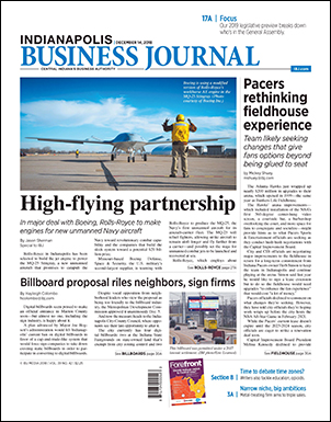 Indianapolis Business Journal - December 14-20