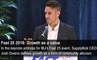 Fast 25 2018: Growth as a value